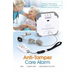 Anti-Tamper Care Alarm